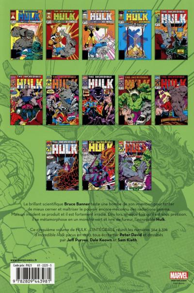Dos Hulk - Intégrale 1990
