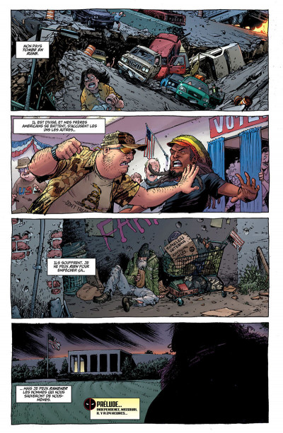 Page 6 Deadpool tome 1