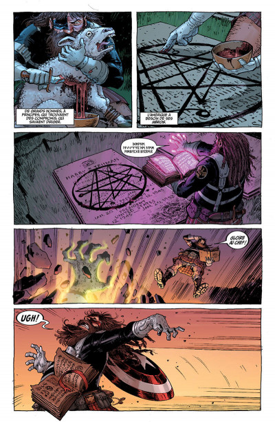 Page 7 Deadpool tome 1