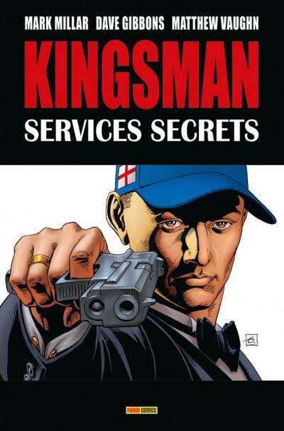 Couverture Kingsman - Services secrets