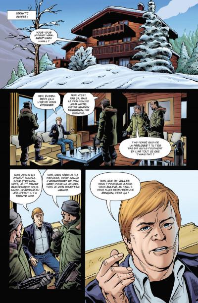 Page 1 Kingsman - Services secrets