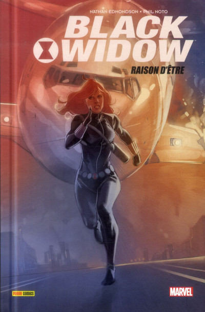 Couverture Black Widow tome 1