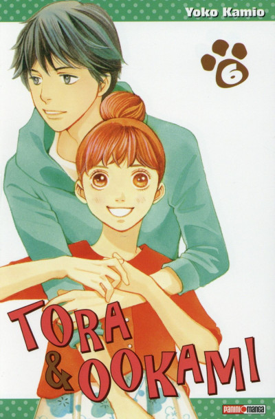 Couverture Tora et Ookami tome 6