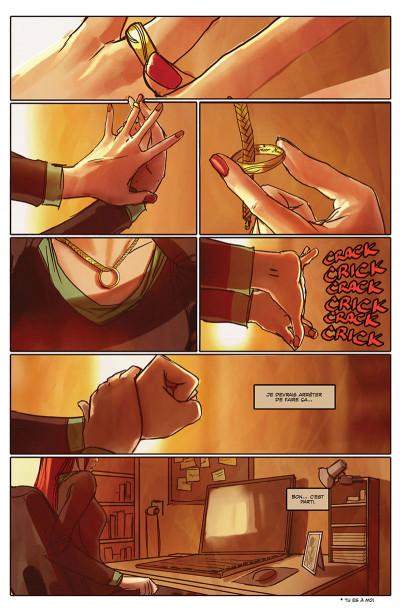 Page 5 Sunstone tome 1