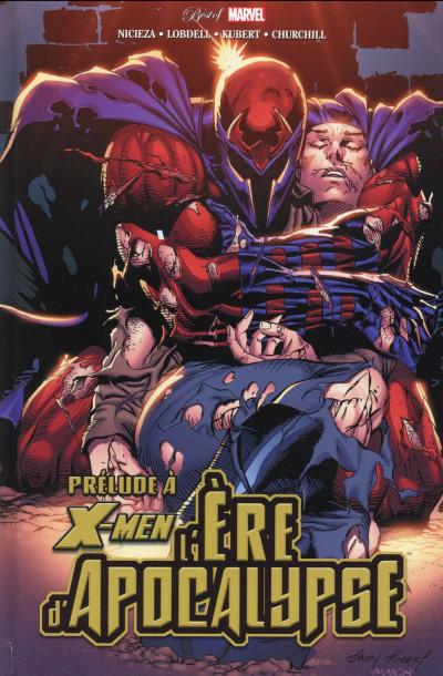 Couverture X-Men - L'Ère d'Apocalypse - Prélude