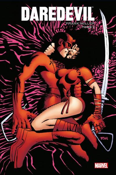 Couverture Daredevil par Frank Miller tome 2