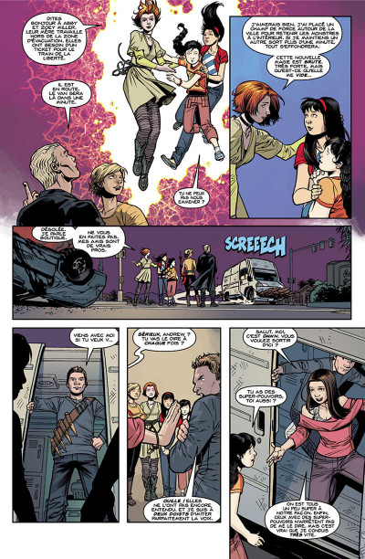Page 0 Buffy contre les vampires - saison 10 tome 1