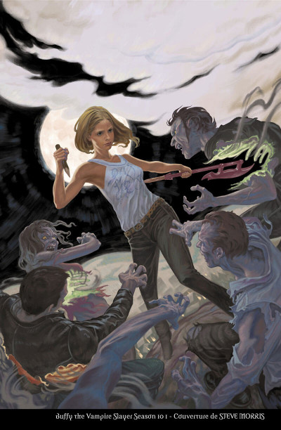 Page 4 Buffy contre les vampires - saison 10 tome 1