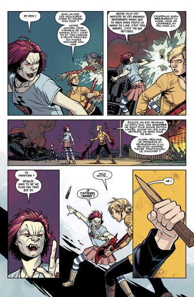Page 8 Buffy contre les vampires - saison 10 tome 1