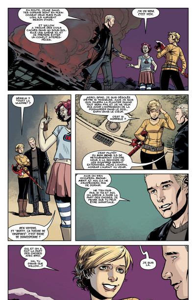 Page 9 Buffy contre les vampires - saison 10 tome 1