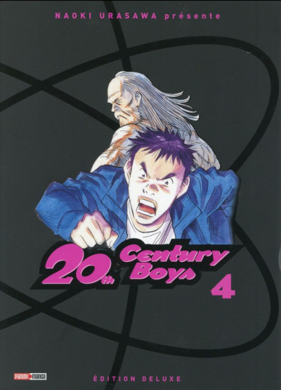 Couverture 20th Century Boys - Deluxe tome 4
