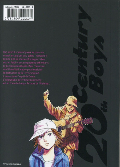 Dos 20th Century Boys - Deluxe tome 4