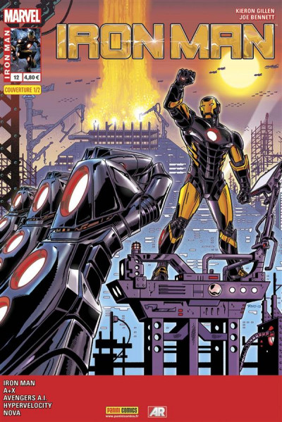 image de Iron man 2013 012 infinity