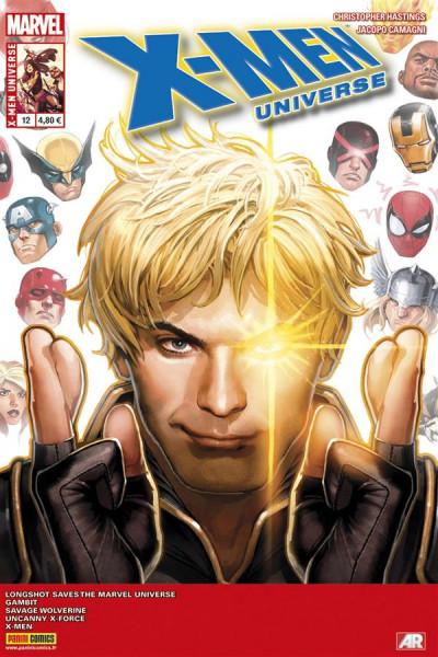 Couverture x-men universe 2013 012