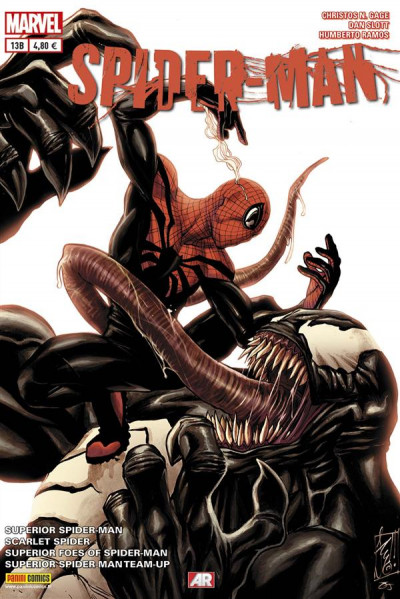 Couverture Spider-Man N.2013/13