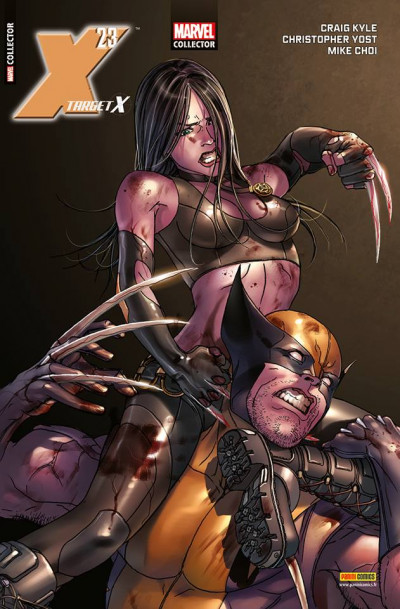 Couverture Marvel Collector tome 3