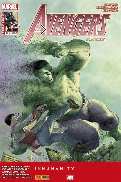 Couverture Avengers universe 2013 tome 14