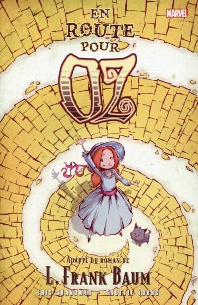 Couverture Le Magicien d'Oz tome 5