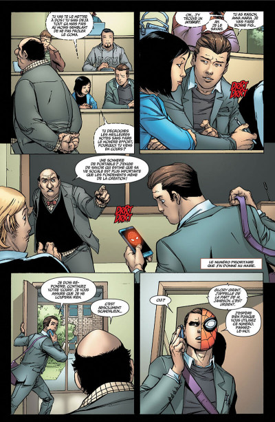 Page 6 Superior Spider-Man tome 3