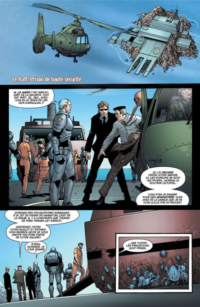 Page 8 Superior Spider-Man tome 3