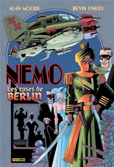 Couverture Nemo - Les Roses de Berlin