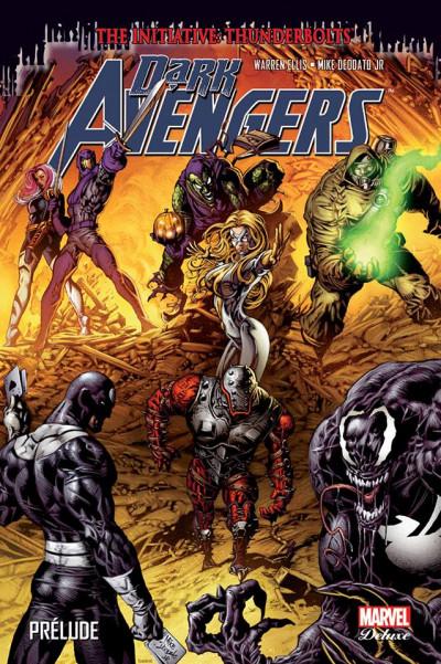 Couverture Dark Avengers - Prélude (Thunderbolts)