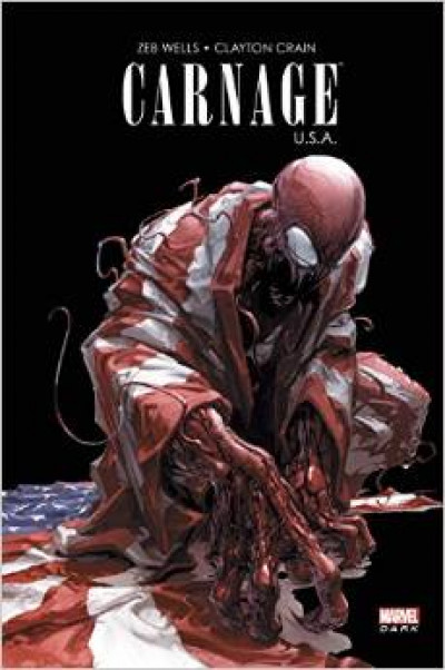 Couverture Spider-Man - Carnage : USA