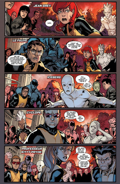 Page 5 All-New X-Men tome 3