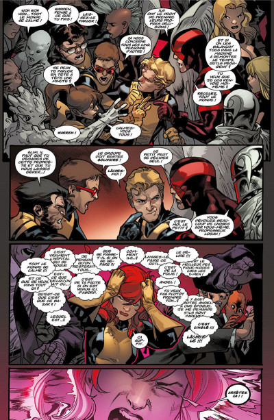 Page 7 All-New X-Men tome 3