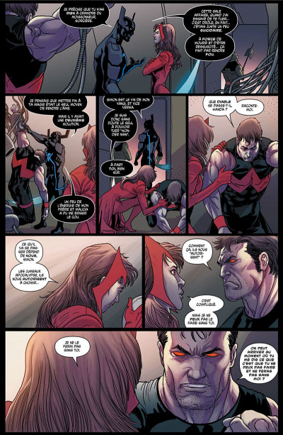 Page 0 Uncanny Avengers tome 3