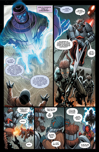 Page 6 Uncanny Avengers tome 3