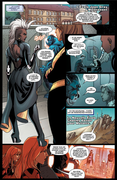 Page 8 Uncanny Avengers tome 3