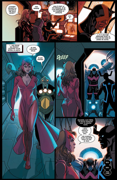 Page 9 Uncanny Avengers tome 3