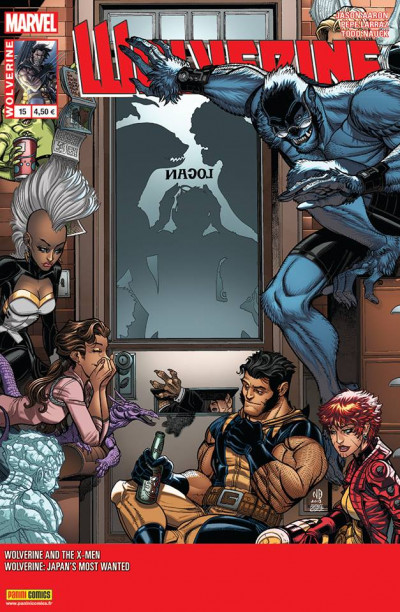 Couverture Wolverine 2013 tome 15