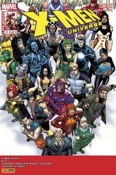 Couverture X-Men Universe 2013 tome 15 Vendetta 4/4