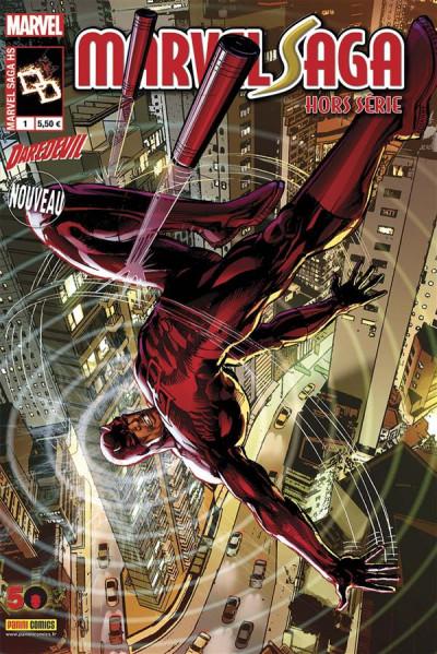 Couverture Marvel Saga HS tome 1