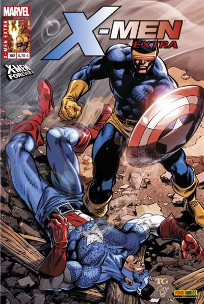 Couverture X-Men Extra 103 : X-Men Forever - Saison II 3/3