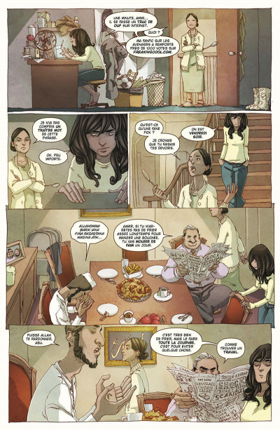 Page 0 Ms. Marvel tome 1