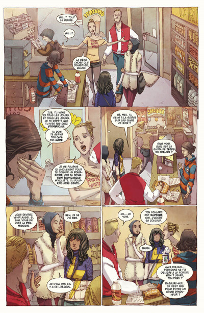 Page 7 Ms. Marvel tome 1