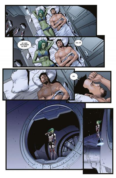 Page 0 Les Gardiens de la galaxie tome 2
