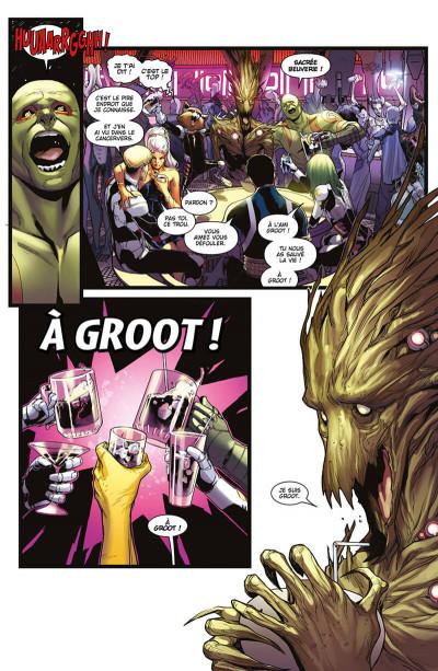 Page 7 Les Gardiens de la galaxie tome 2