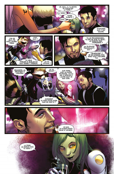 Page 8 Les Gardiens de la galaxie tome 2