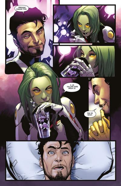 Page 9 Les Gardiens de la galaxie tome 2