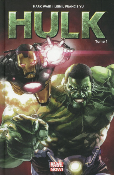 Couverture Hulk tome 1