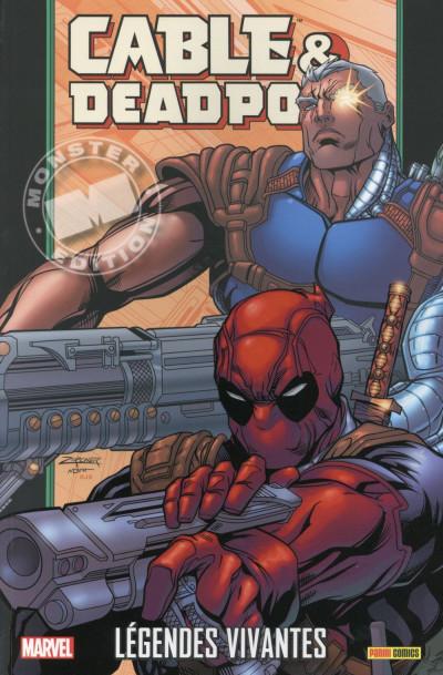 Couverture Cable & Deadpool tome 2 - Légendes vivantes