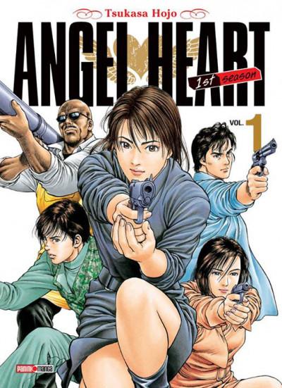 Couverture Angel heart - saison 1 tome 1