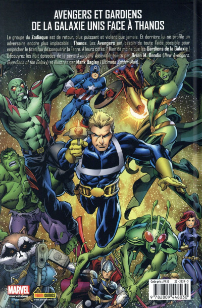 Dos Avengers Assemble tome 1