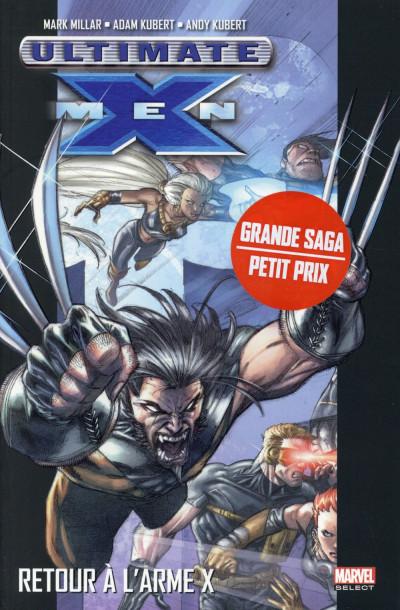 Couverture Ultimate X-Men tome 1