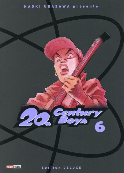 Couverture 20th Century Boys - Deluxe tome 6
