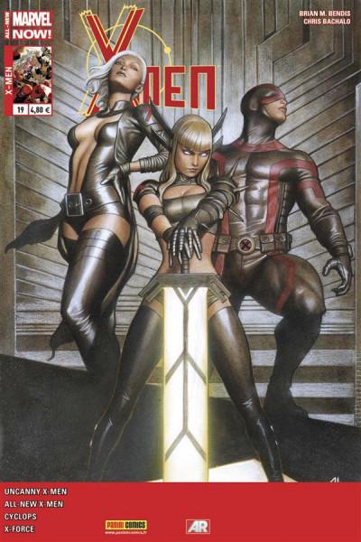Couverture X-Men 2013 tome 19